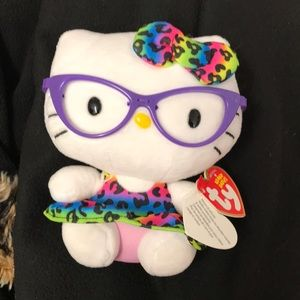 TY Large Hello Kitty Beanie baby toy